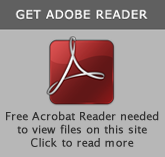Get Adobe Reader Icon. Click for further instructions
